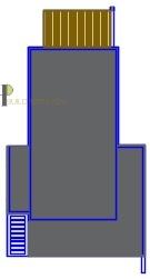 MARÃO - Maison V3+1 - 2 Etages – lignes droites