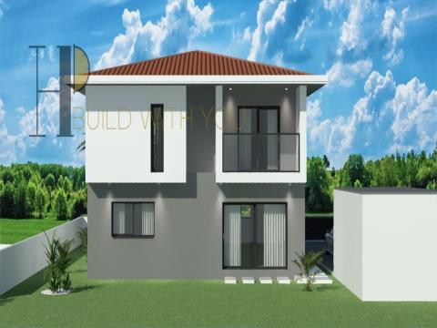 CARAMULO - Moradia T3+1 em 2 pisos - Isolada