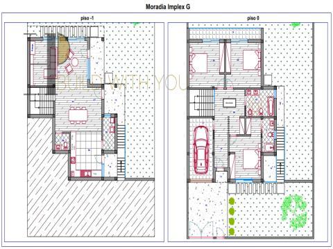 GRANADA U - Ground detached house 3 bedroom with basement