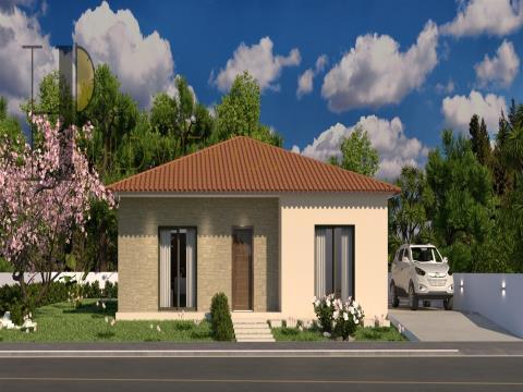SPAZIO - Detached groundfloor house 3 bedrooms - contemporary