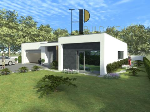PLANALTO - Ground detached house 3+1 bedroom – Contemporary
