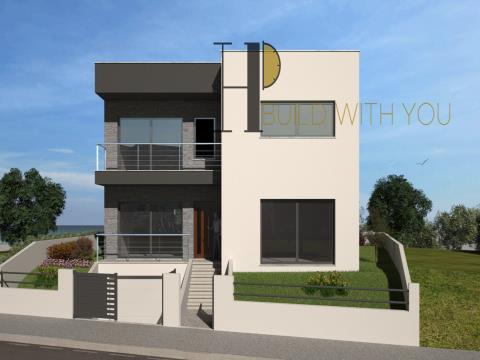 BERLENGA - Detached house 5 bedroom on three floors – Contemporary