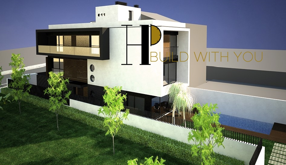 GUADIANA - Detached house 5 bedroom on 4 floors – Contemporary