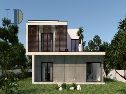 GRÂNDOLA - Maison V3 – lignes droites
