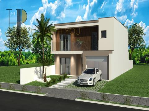 ARENA -Detached house 3 bedroom and office on two floors – Contemporary – key on hand