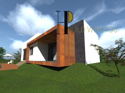 ZÊZERE - Ground detached house 3 bedroom – Contemporary