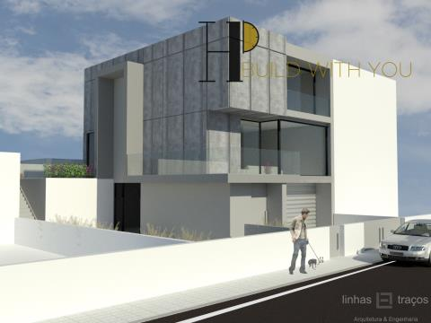 PILAR - Maison V3, R+2 - Contemporaine