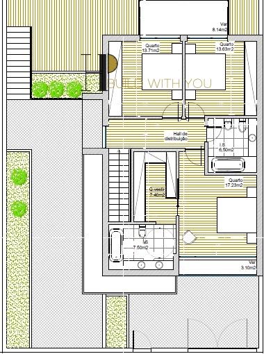 PILAR - Maison V3, R+2 - Contemporaine