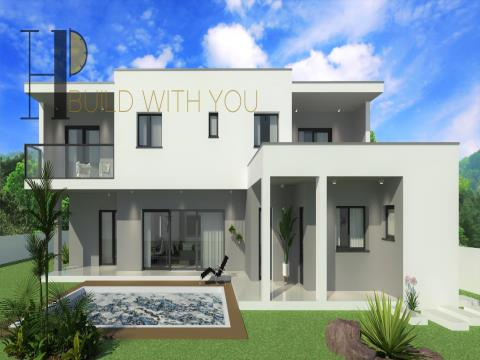 IMPERIAL - Detached 2 floors house 3+2 bedrooms – straight lines