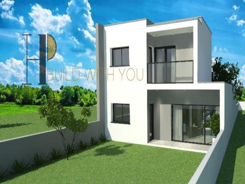MOLICEIRO - Maison V3+1 –  Jardin Intérieur