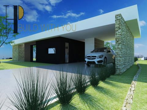 VÉRTICE - Ground detached house 3+1 bedroom – Contemporary
