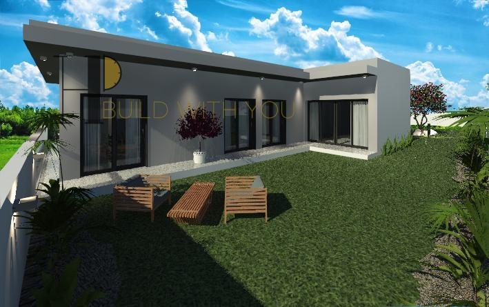 GRANADA - Moradia T3+1 térrea – ideal em terrenos inclinados