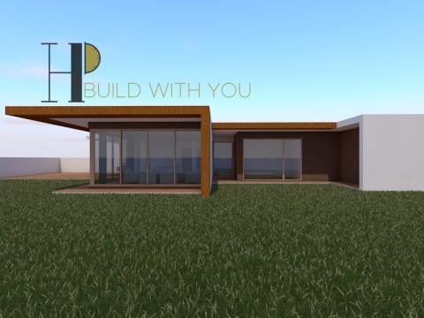TRÓIA - Ground detached house 3 bedroom – Contemporary