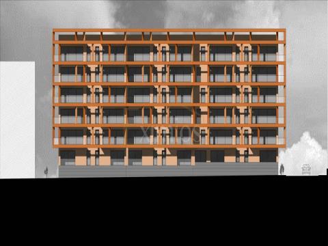 Apartamento T2 em contrução na Póvoa de Varzim