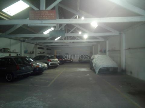 Warehouse T4