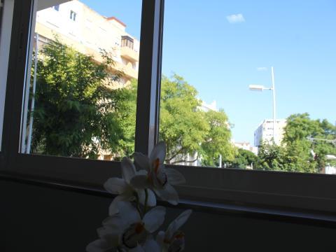 Bureau et annexes - Lumineux et Excellent 190 m2 - en Open Space - ALMADA CENTRAL