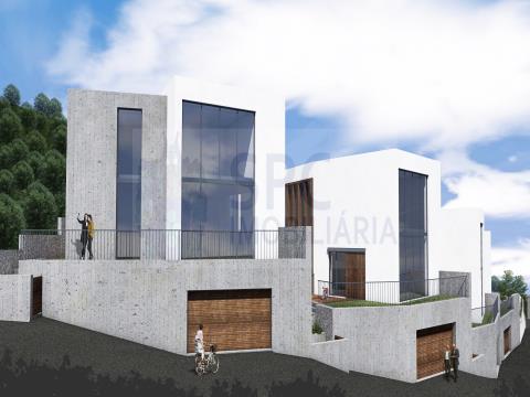 Terrain à Alcobaça - À VENDRE   projet approuvé pour 4 maisons  CISTER HOUSES PROJECT