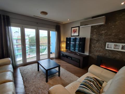 3 Bedrooms Penthouse - Splendid and Wonderful - Christ the King on the horizon, with all the comfort