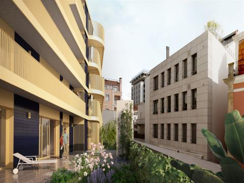 Développement Vale do Pereiro Superbe et Capricieux appartement T3 - Excellent emplacement central