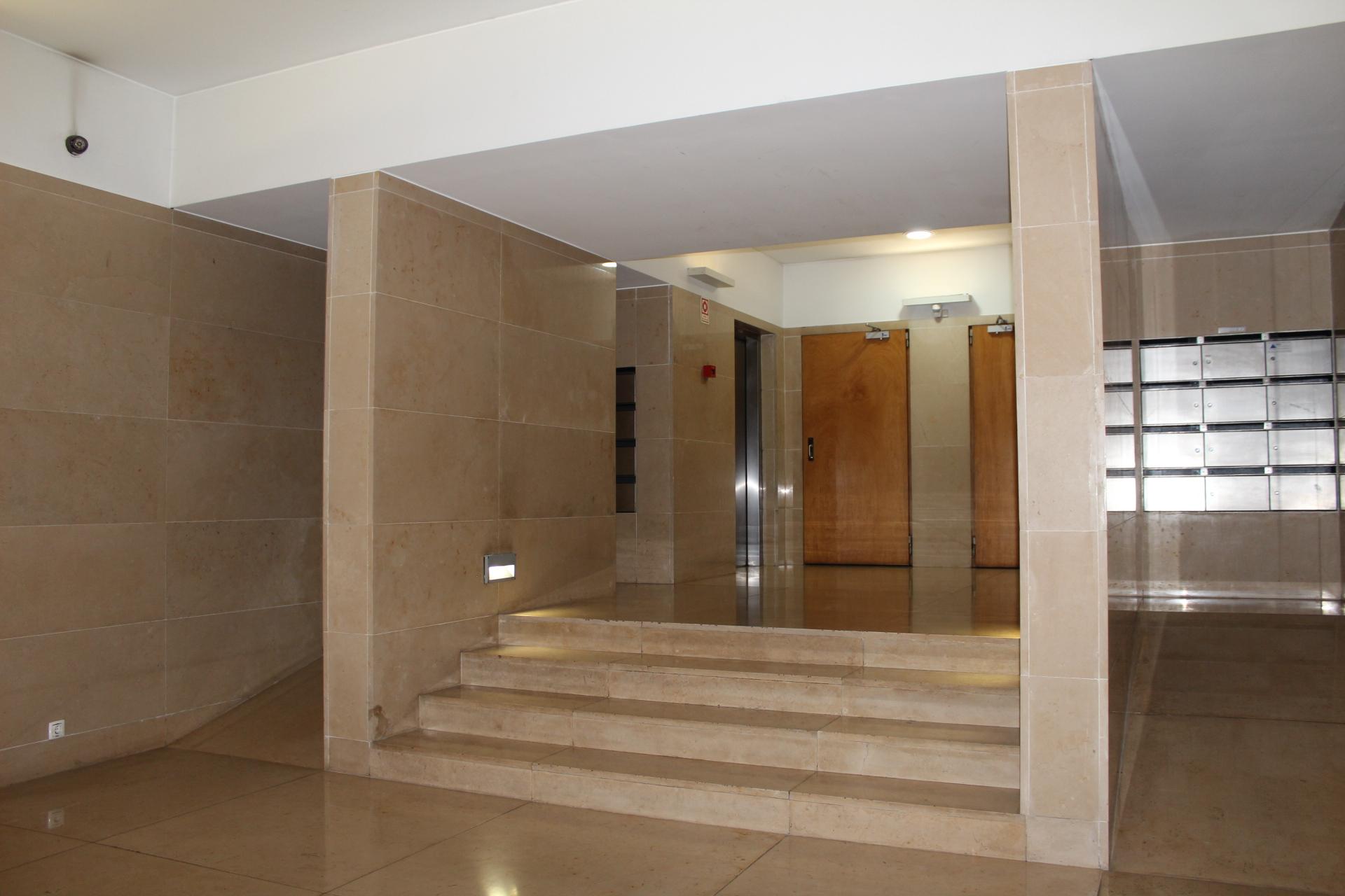 Building Entrance Hall