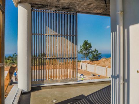 2 BEDROOMS FANTASTIC FLAT FOR SALE - OVERLOOKING THE OCEAN - NAZARE BEACH & MARINA