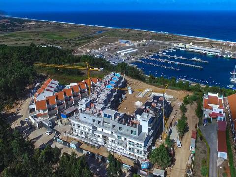 2 BEDROOMS FANTASTIC FLAT FOR SALE - OVERLOOKING THE OCEAN - NAZARÉ BEACH & MARINA