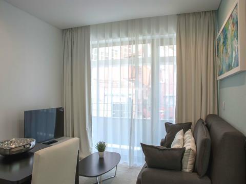 Apartamento T1 mobilado e equipado nas Avenidas Novas