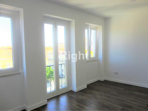 Apartamento T2 na Lapa, Estrela