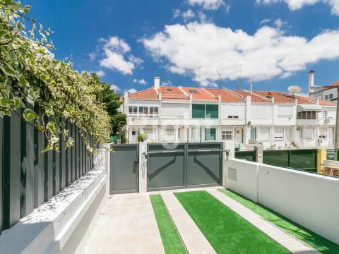 4 Bedroom Villa totally refurbished in Alvalade