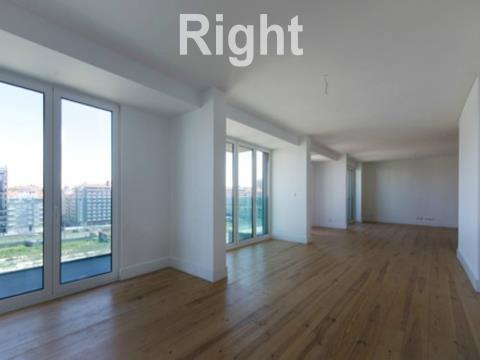 Apartamento T3+1 novo nas Avenidas Novas