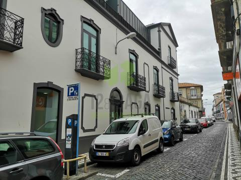 Shop in the center of Ponta Delgada