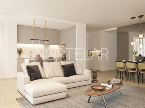 Apartamentos T2 novos na Póvoa de Varzim, a partir de 187.000,00€