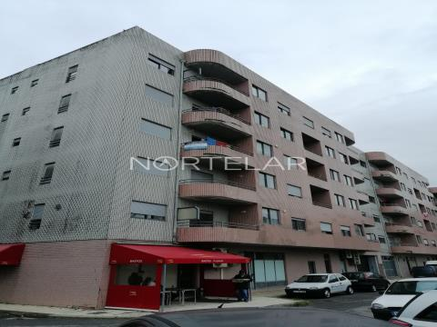 Apartamento T1 no centro de Vila Nova de Famalicão