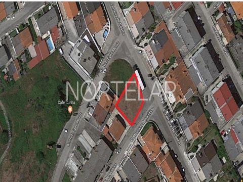 Terreno para construção em Valdeirigo, Trofa