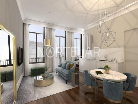 Duplex Apartment T1 NEW in Porto