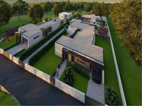 Semi-detached house T3