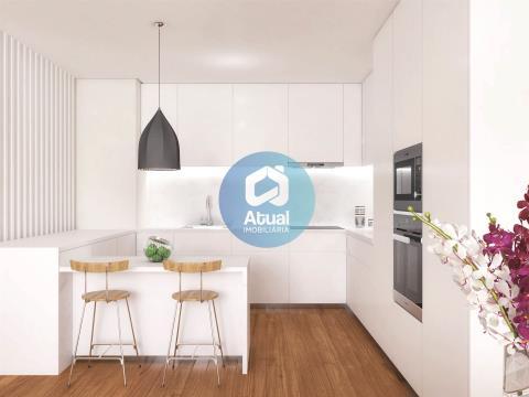 Apartamento T3 Novo, Venda, Creixomil, Guimarães