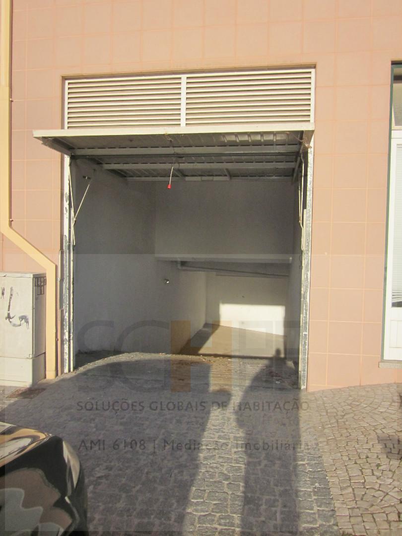 garagem 252 m2