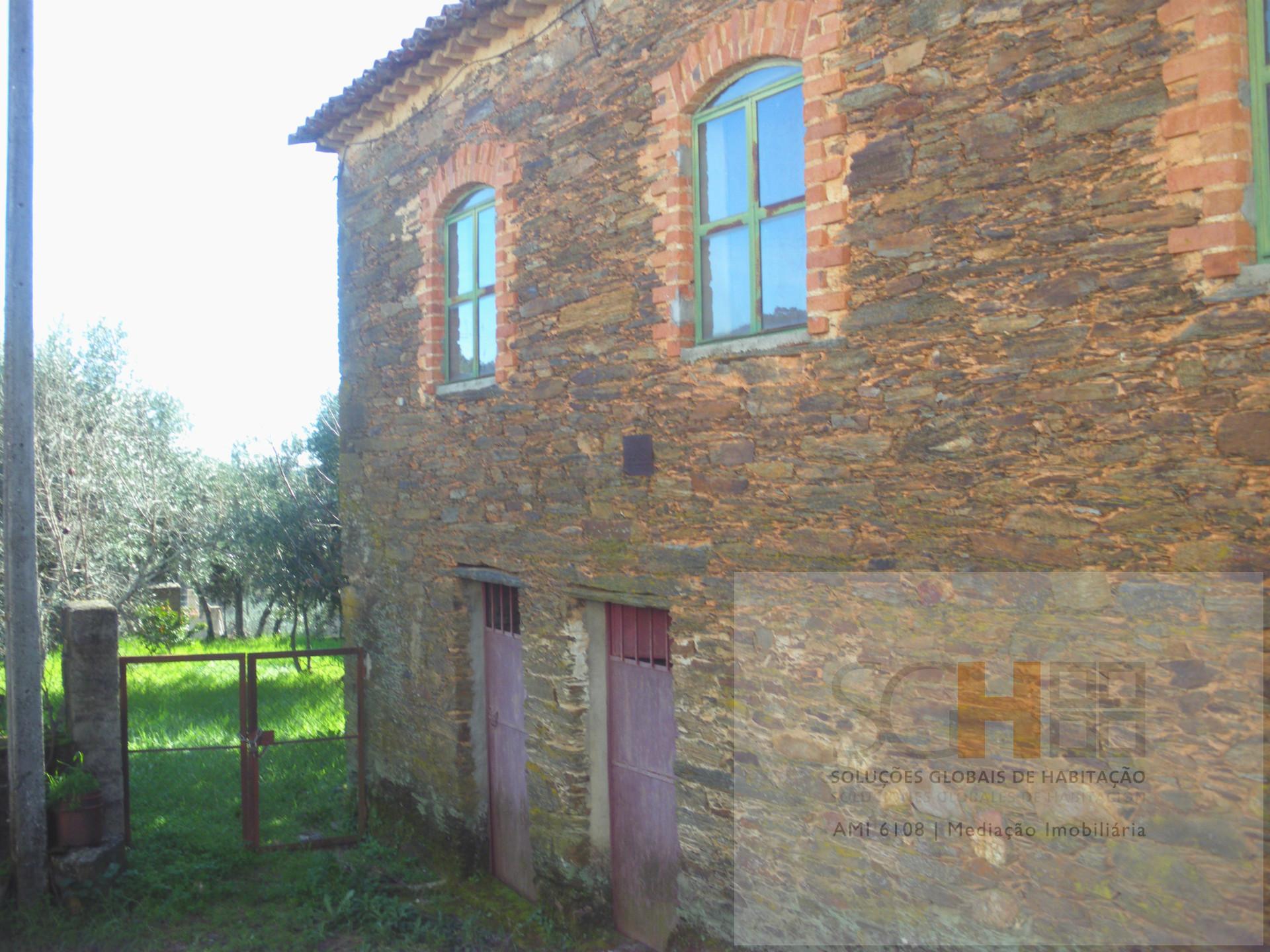 casa de xisto rio