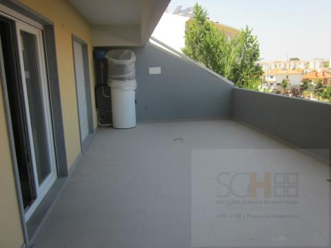 com terraço 2 suites