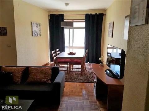 Apartamento T1 Mobilado - Cedofeita