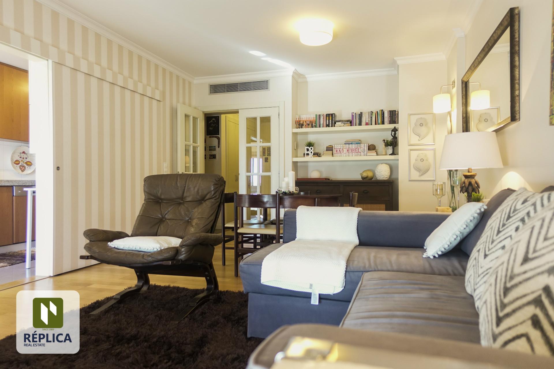 Apartamento T2 / Av. Boavista