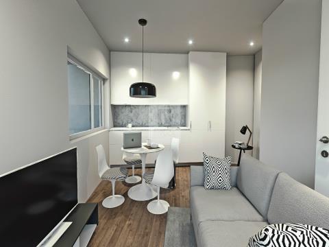 Apartamento T2, Paranhos