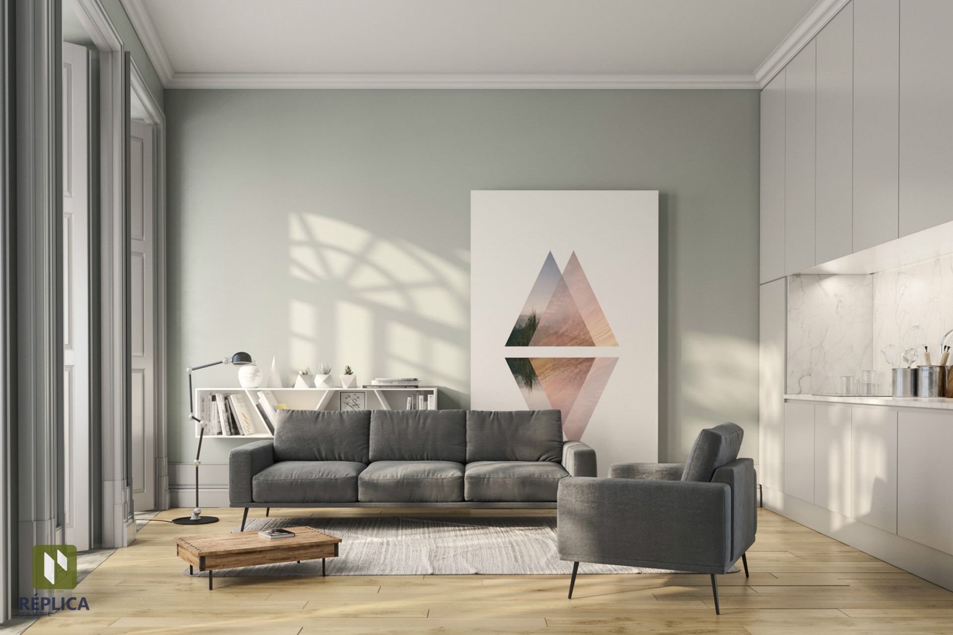 Apartamento T1 Baixa do Porto