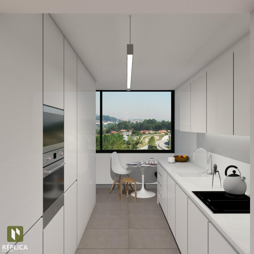 T1 em condomínio privado, Mafamude, Vila nova de Gaia