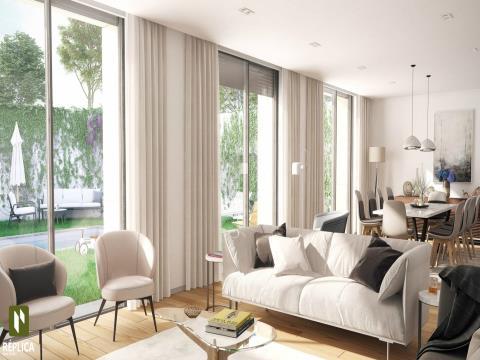 Apartamento T3 Duplex novo em Nevogilde