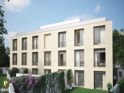 Apartamento T4 Duplex novo em Nevogilde