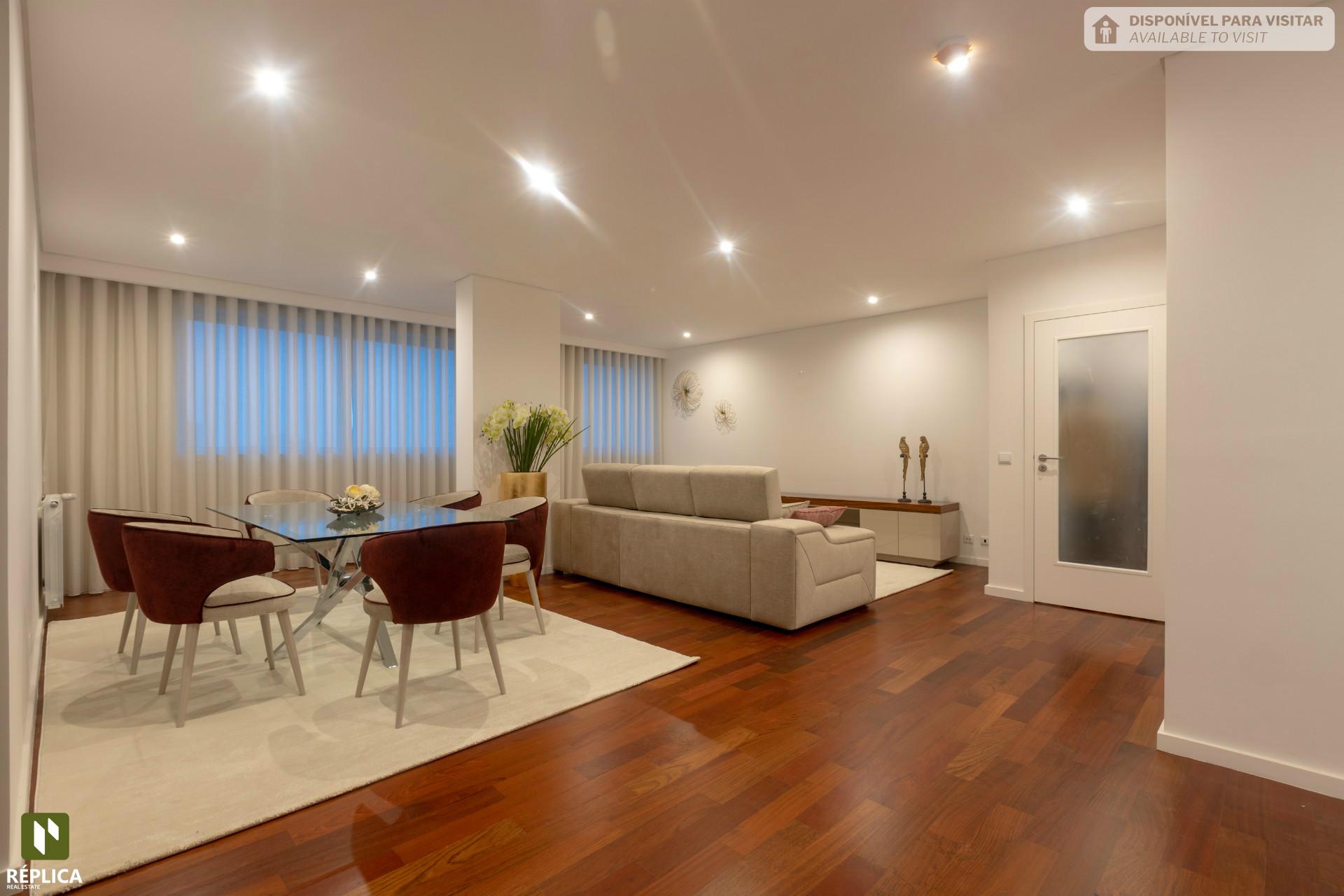Apartamento T3 Novo na zona do Bessa, Boavista