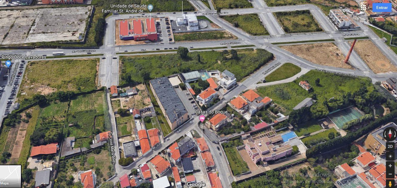 Terreno Para Construcao Porto Canidelo Venda Replica
