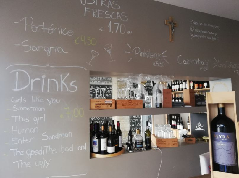 Trespasse Wine Bar, Matosinhos